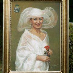 Portret ślubny nazamówienie