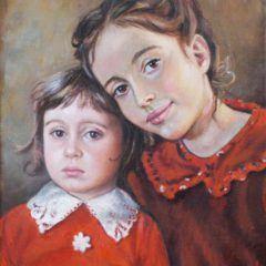 Portret Marysi i Basi