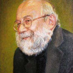 Portret drn. farm. Krzysztofa Kmiecia