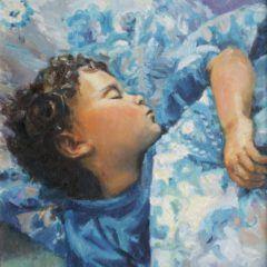 Zasnąć w błękicie