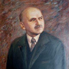 Portret dr. Leonarda Glabisza