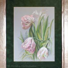 galeria malarstwa, obrazy naprezent