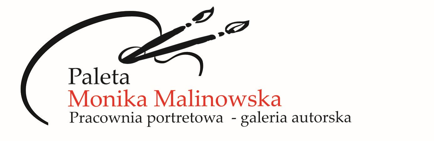 Portrety na zamówienie ze zdjęcia – pracownia Moniki Malinowskiej