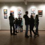 Zdjęcie zotwarcia wystawy